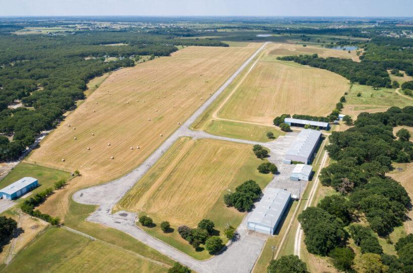 9581 BISHOP ROAD, ROYSE CITY TEXAS 75189 - Airspace